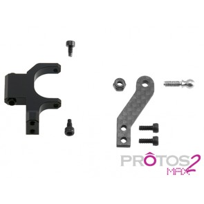 Protos Max V2 - Tail pitch lever V2 MSH71160# MSH