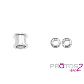 Protos Max V2 - Guide pulley - 10mm - Metal MSH71168# MSH