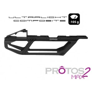 Protos Max V2 - Ultralight composite main frame MSH71174# MSH