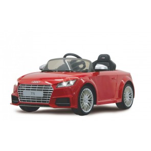 Ride On Car - Audi TTS Roadster weiß - Elektroauto für Kinder