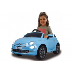 Ride On Car - Fiat 500 - Elektroauto für Kinder