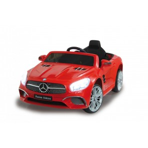 Ride On Car - Mercedes-Benz SL 400 rot 12V - Elektroauto für Kinder