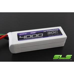 SLS XTRON 4000mAh 3S1P 11,1V 30C/60C (SLSXT40003130)